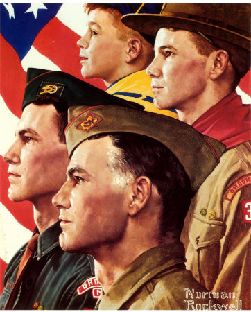 Norman-rockwell-growth-of-a-leader